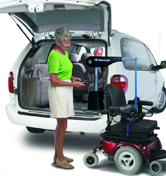 Power Wheelchair Jazzy® 614