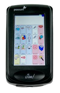Jive Handheld Communicator With Environmental Control