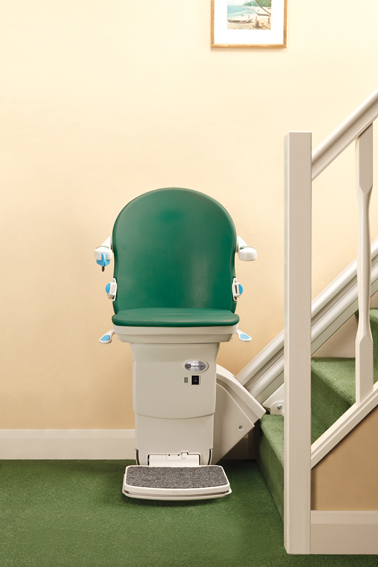 Stair Lifts Sterling 1000 Series Stair Lift Delray Fort Lauderdale FL