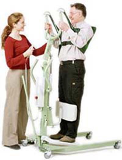 Liko Capella 171 Equipment To Assist Handicapped Elderly