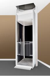 Home Elevator Residential Trio Home Elevator 171 Equipment