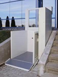 Platform Lifts 171 Equipment To Assist Handicapped Elderly