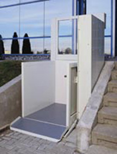 Handicap Platform Lifts Vertical Platform Lift Vertical Platform Lift Fort Lauderdale
