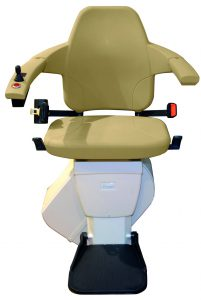 Stair Lifts Handicare Single Rail Curve Stair Lift Delray Fort Lauderdale Fl
