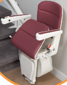 Stair Lifts Handicare Single Rail Curve Stair Lift Fort Lauderdale Fl