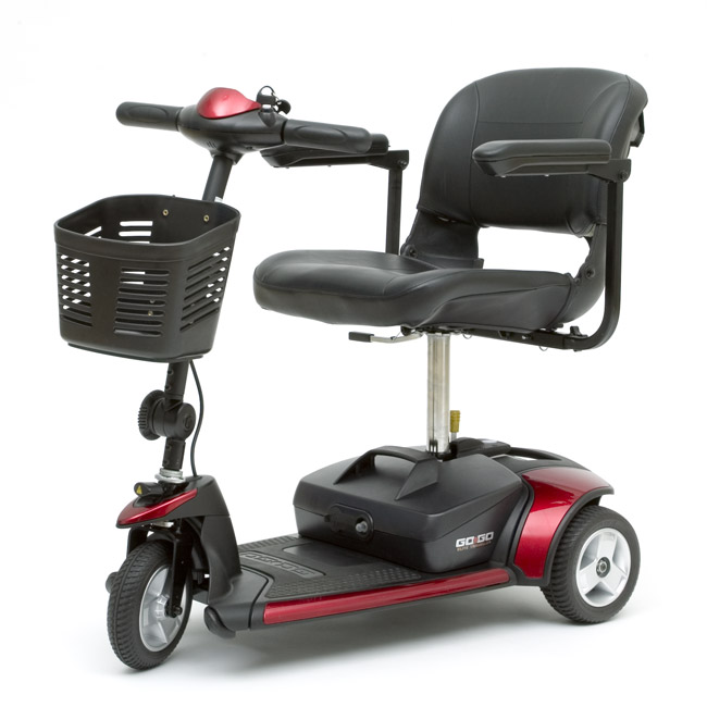 Go-Go Elite Traveller® Scooters Miami