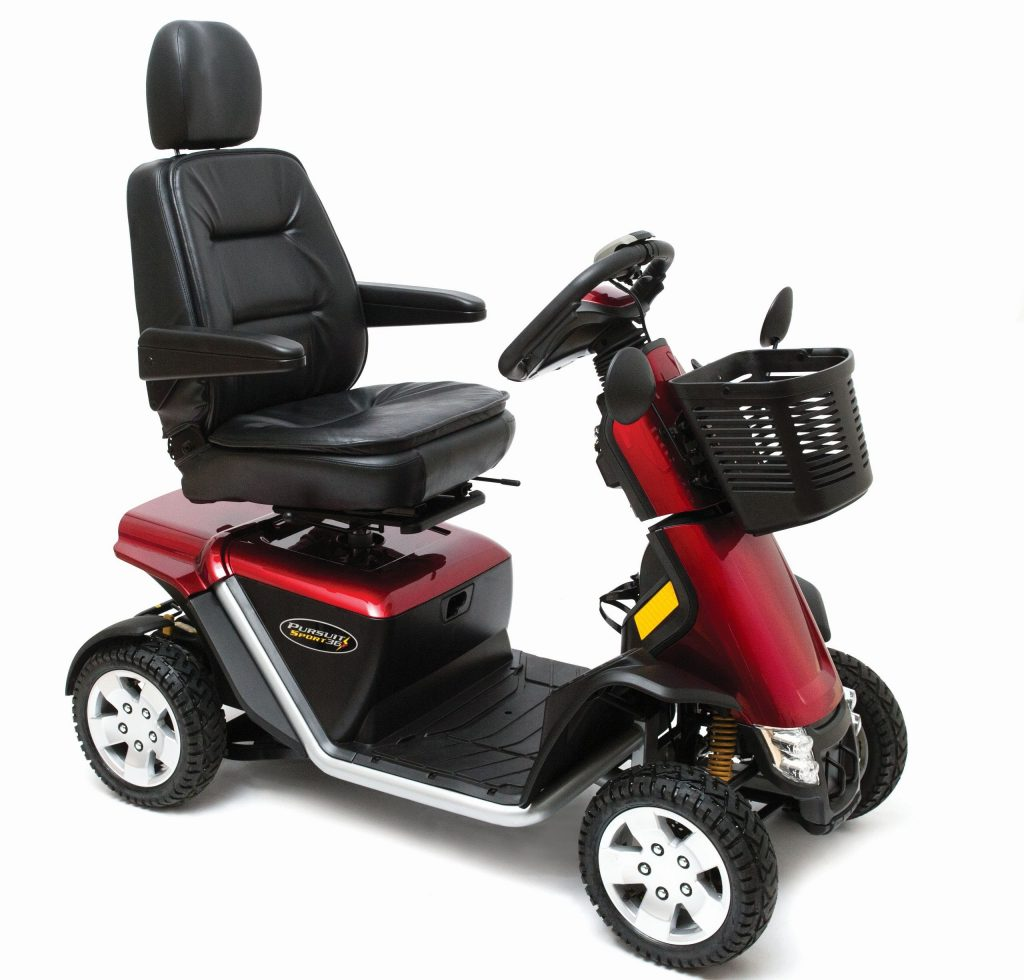 Pursuit® Sport 36 Volt Scooters Delray