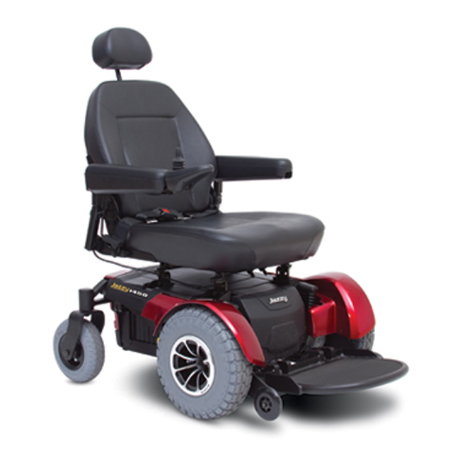 Power Wheelchair Jazzy® 1450 Power Wheelchairs Boca Raton Fort Lauderdale Florida