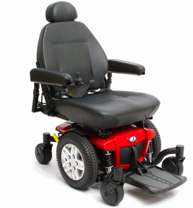 Jazzy® 600 ES Power Wheelchairs Miami