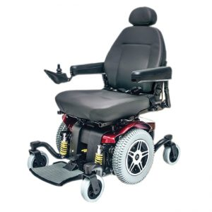 Power Wheelchair Jazzy® 614 HD Power Wheelchairs Delray Fort Lauderdale Florida