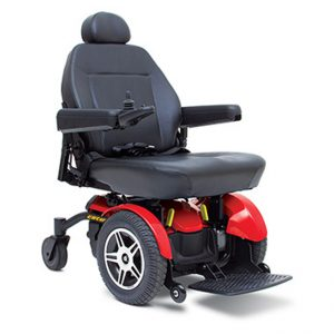 Power Wheelchair Jazzy® Elite 14 Power Wheelchairs Delray Fort Lauderdale Florida