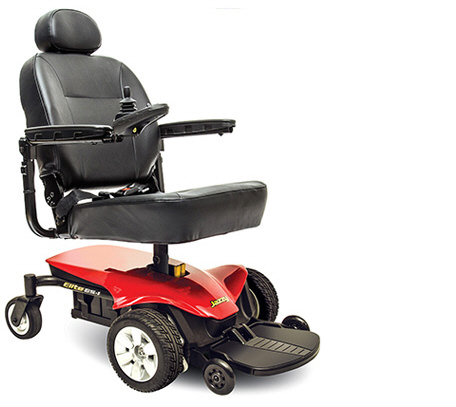 Power Wheelchair Jazzy® Elite ES-1 Power Wheelchairs Miami Fort Lauderdale Florida