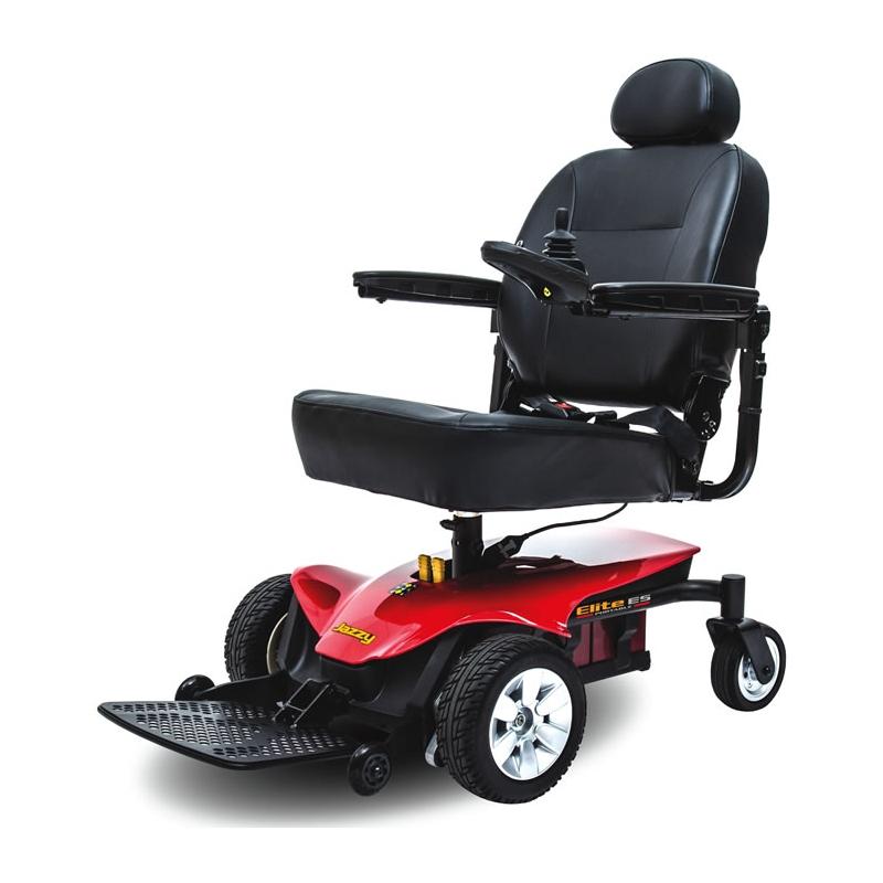 Power Wheelchair Jazzy® Elite ES Portable Power Wheelchairs Fort Lauderdale