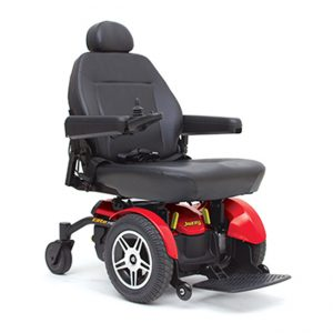Power Wheelchair Jazzy® Elite HD Power Wheelchairs Delray Fort Lauderdale Florida