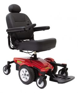 Jazzy Select® 6 Power Wheelchairs Boca Raton