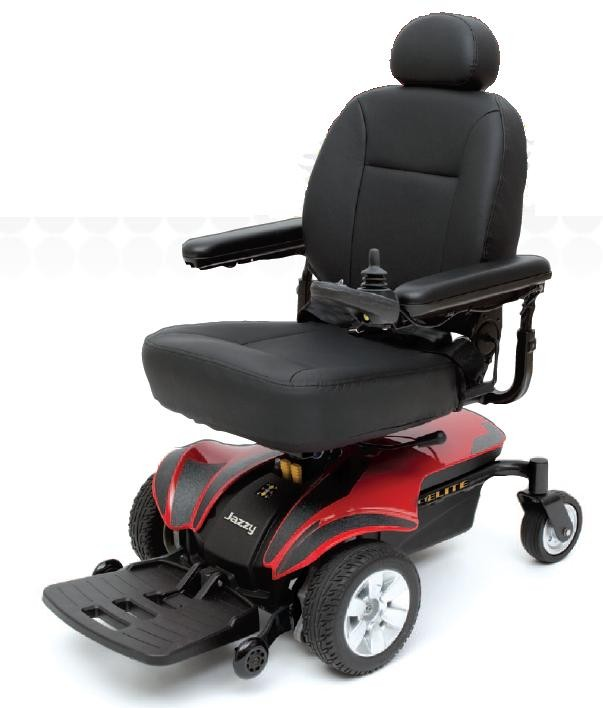 Power Wheelchair Jazzy Select® Elite Power Wheelchairs Fort Lauderdale