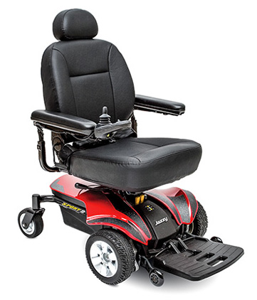 Power Wheelchair Jazzy® Sport 2 Power Wheelchairs Delray Fort Lauderdale Florida