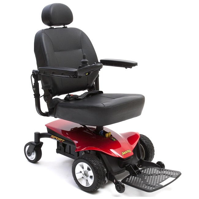Jazzy® Sport Portable Power Wheelchairs Miami
