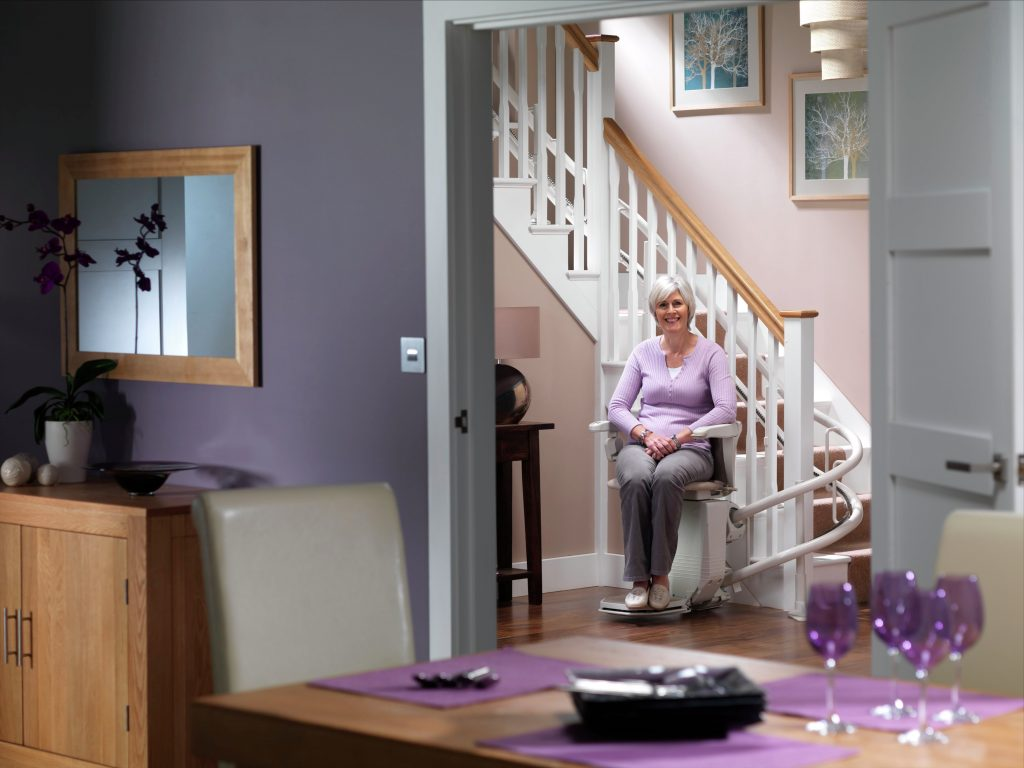 Stair Lifts Starla Curved Fort Lauderdale Fl